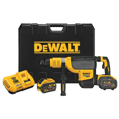 Picture of DeWalt DCH773Y2 60V Max Brushless SDS MAX Combination Rotary Hammer Kit - 2 in.