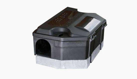 Picture of Aegis RP Anchor Bait Station (Pvt Bug Master) - Black