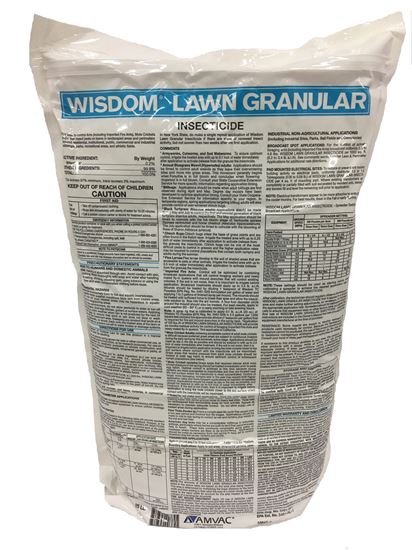 Picture of Wisdom Lawn Granular Insecticide (25 lb.)